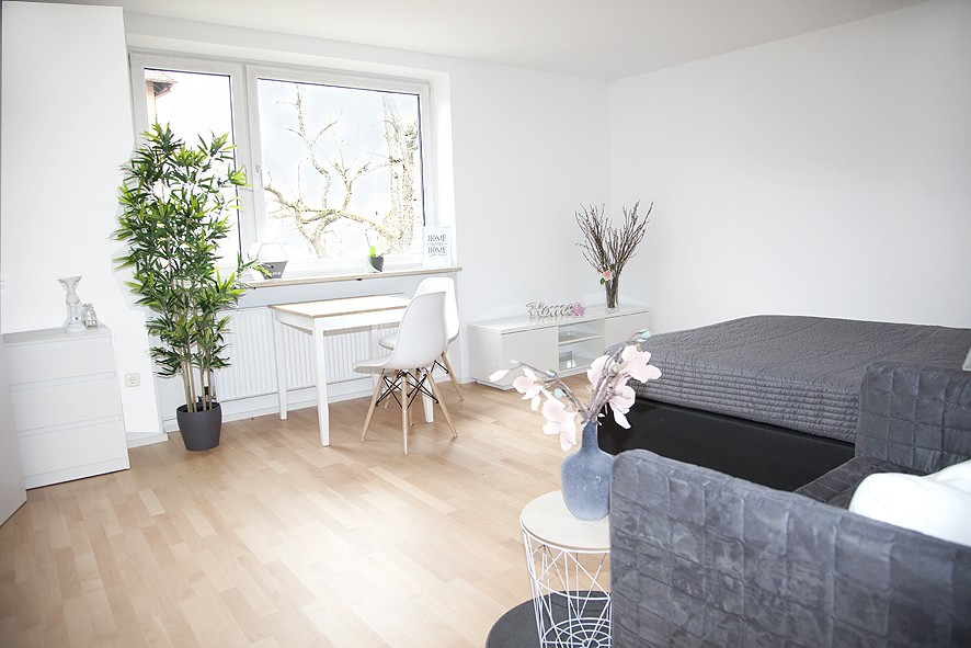 1-Zimmer Appartement in M-Bogenhausen